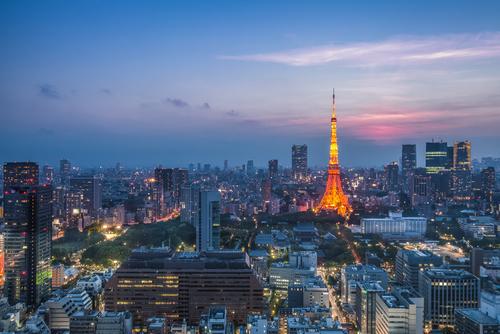 夜景_東京タワー