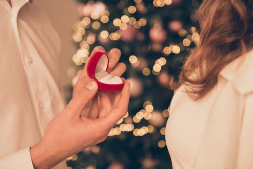 プロポーズ_クリスマス_サプライズ_婚約指輪