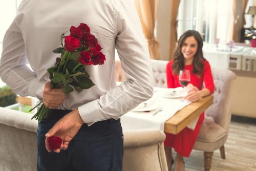 プロポーズ-サプライズ-レストラン