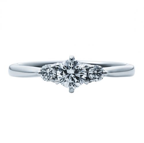 婚約指輪_サイドストーン_EC1028