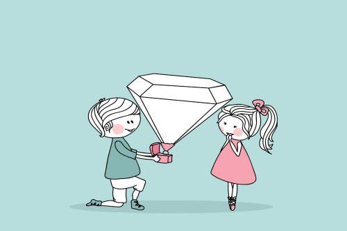 ダイヤモンドプロポーズ_婚約指輪_エンゲージリング