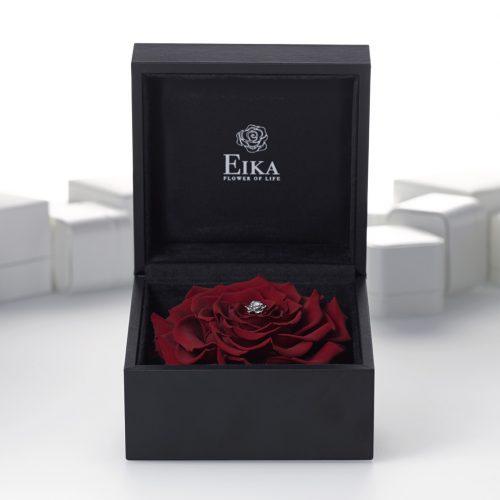 ダイヤモンドプロポーズ_EIKA_フラワージュエリー_婚約指輪_エンゲージリング_フラワージュエリー
