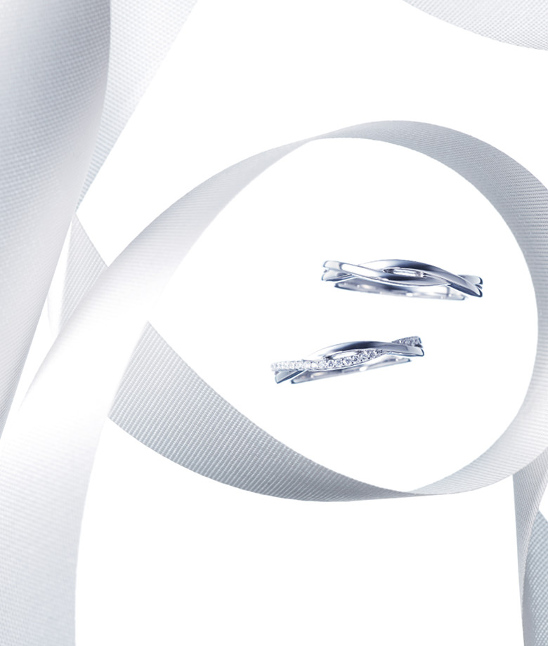 結婚指輪_セレブ_芸能人_マリッジリング_ウェーブライン_ペアリング_MC1044_MC1045