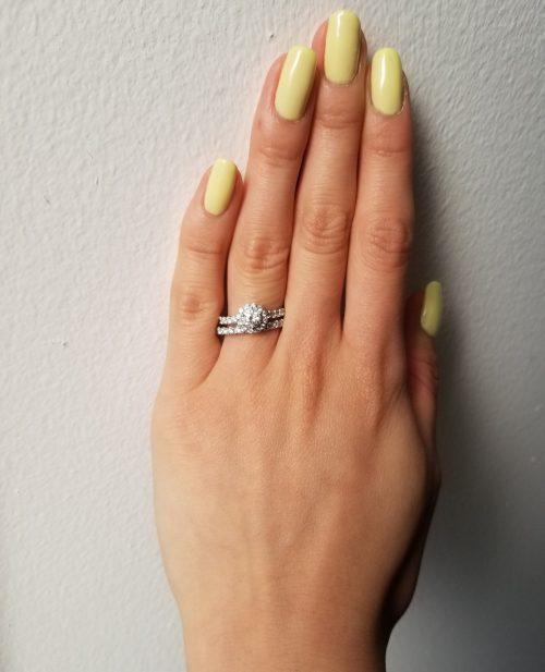 EIKA_エンゲージ_ブライダル_重ね付け_婚約指輪