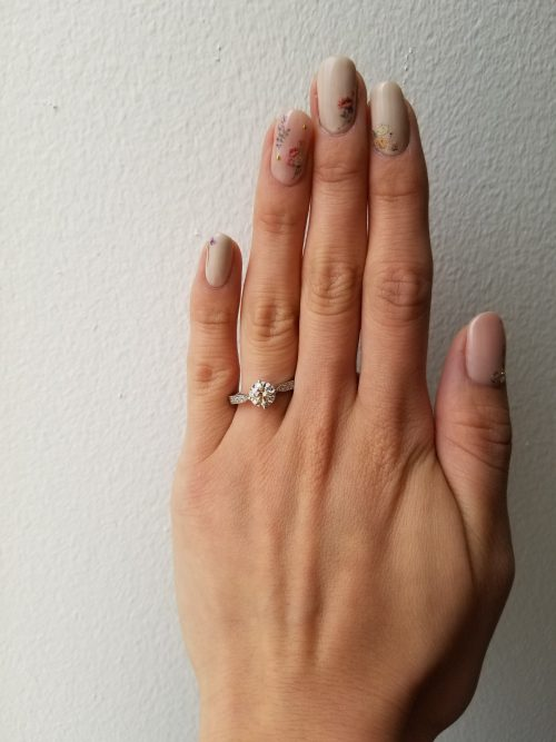 婚約指輪-カラット-エンゲージリング-1カラット-EIKA