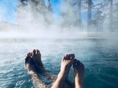プロポーズ-場所-旅行-温泉