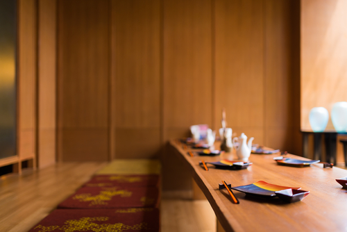 プロポーズ-場所-レストラン-和食