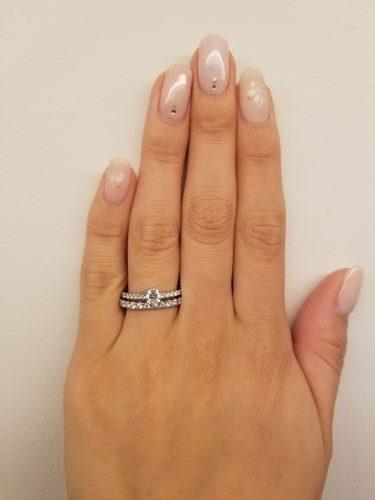 婚約指輪-カラット-エンゲージリング-EIKA_エタニティ_重ね付け_EC1001_MC1037