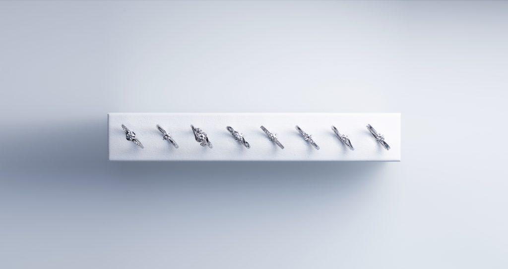 婚約指輪-エンゲージリング-オーダーメイド-EIKA-コレクション