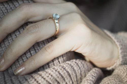 婚約指輪-カラーゴールド-イエローゴールド-エンゲージリング-ピンクゴールド