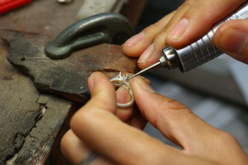 婚約指輪-エンゲージリング-オーダーメイド