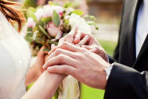 結婚指輪-マリッジリング-交換-結婚式