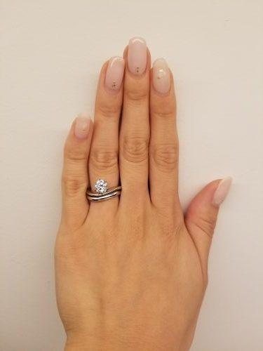 婚約指輪-エンゲージリング-プロポーズ-デザイン-重ね付け