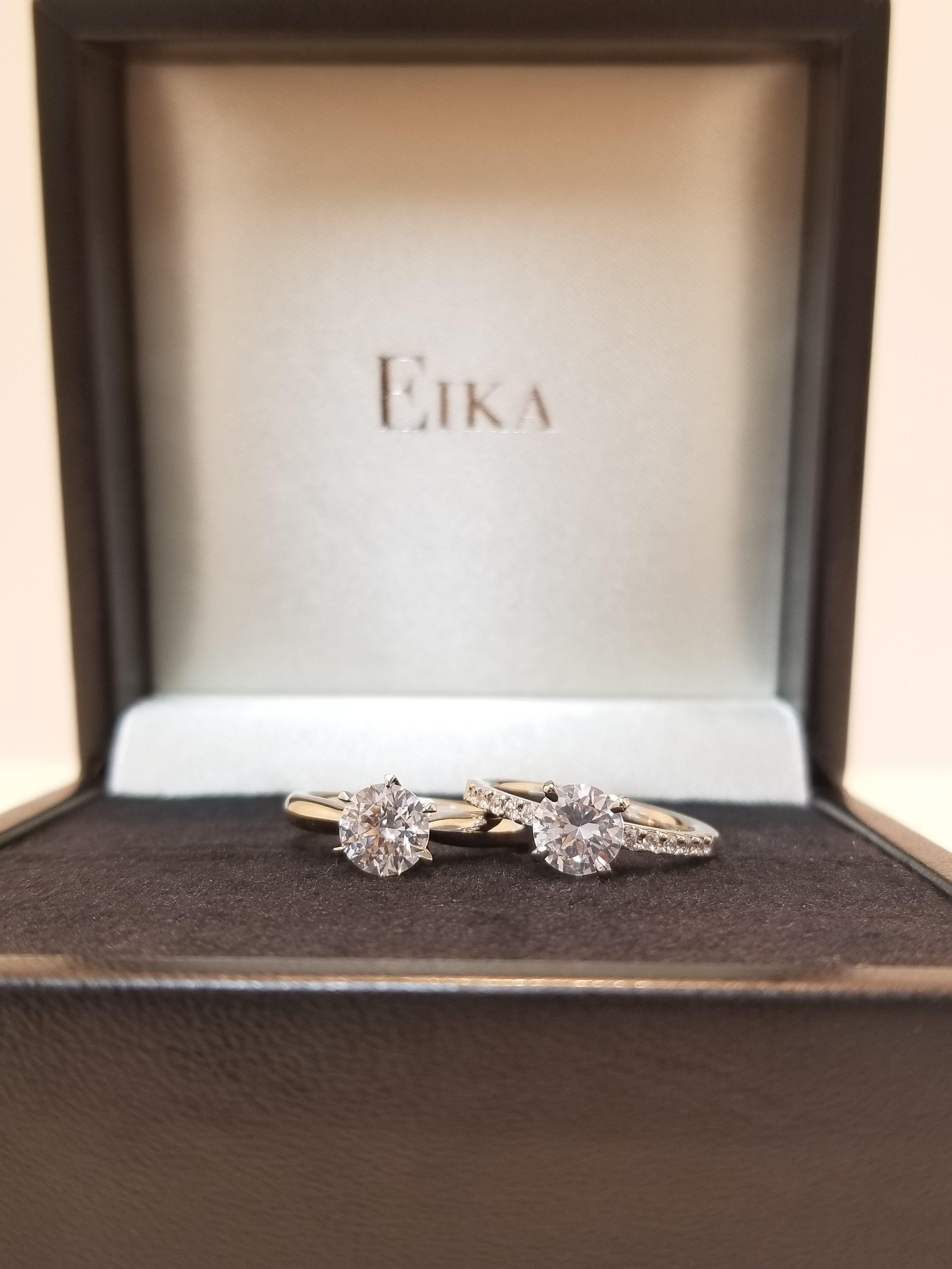 婚約指輪-エンゲージリング-プロポーズ-デザイン-比較−0.5カラット−1カラット