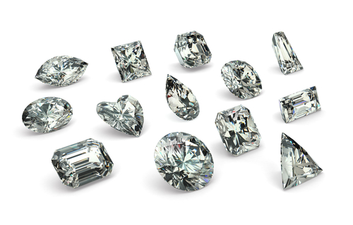 婚約指輪-ダイヤモンド-カット-シェイプ