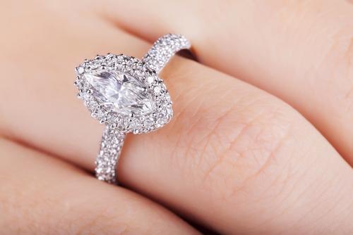 婚約指輪-ダイヤモンド-カット-シェイプ-ペアシェイプ-マーキス-婚約指輪