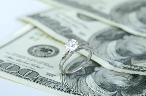婚約指輪_価格