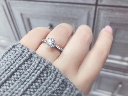 婚約指輪_デザイン_ダイヤモンド