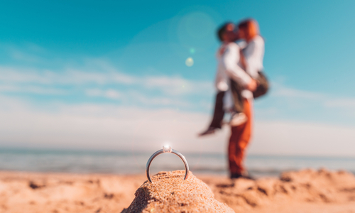 プロポーズ-場所-旅行-海