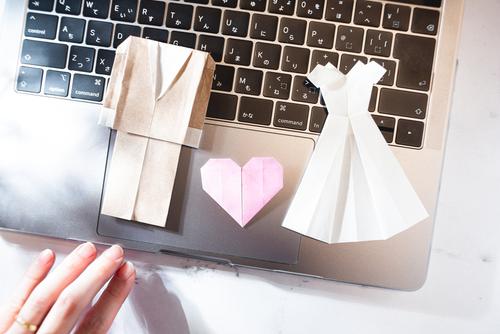 リモートー結婚式−オンライン