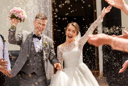 プロポーズ_結婚式