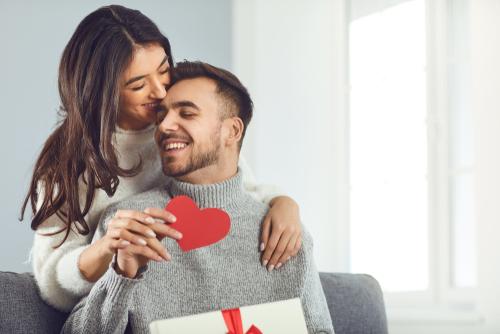 プロポーズ_バレンタイン_カップル
